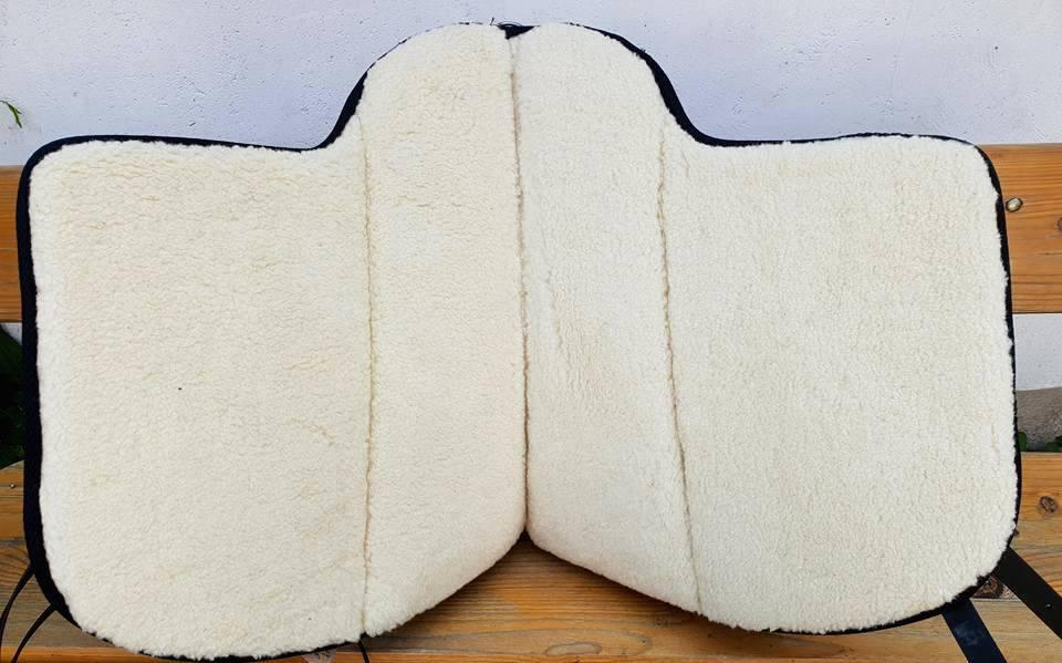 Mandriana Toscana Schurwoll-Unterseite 100 % Wolle