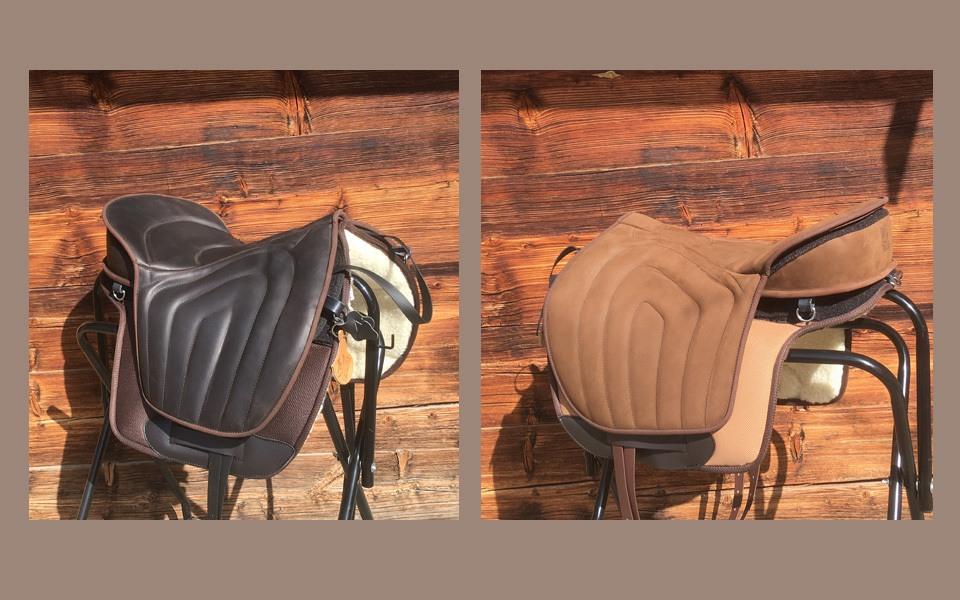 toscana reitpad ghost cavallin